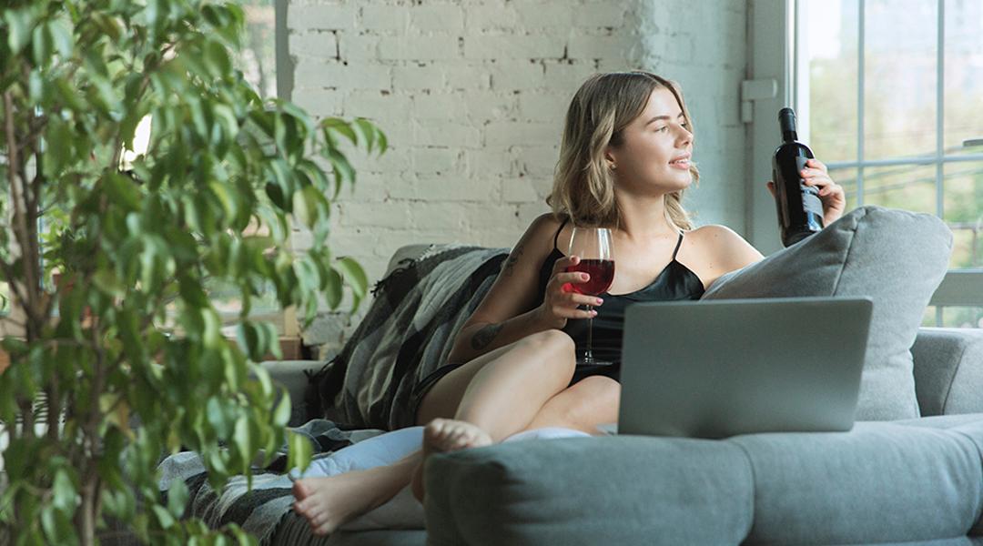 Uma taça de vinho após as refeições, faz mal à saúde?